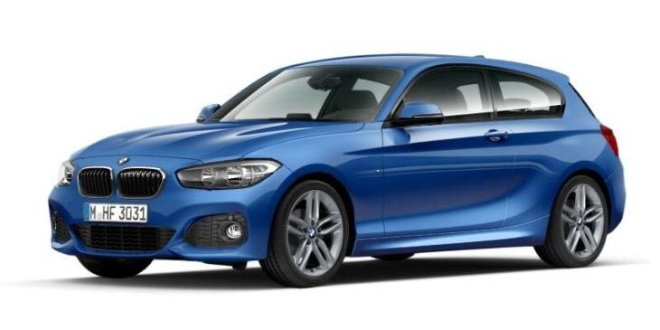 BMW 1 3dv. 125i AT - PZP online