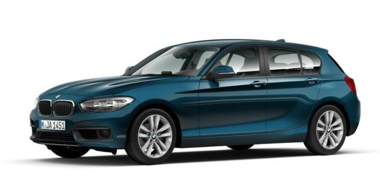 BMW 1 5dv. 125d AT - PZP online