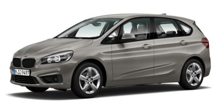 BMW 2 Active Tourer 218d - PZP online