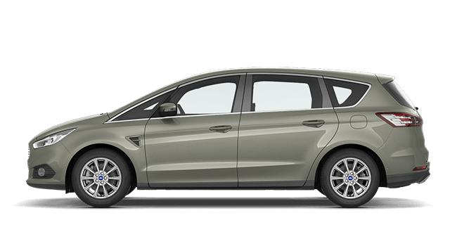 Ford S-MAX 7m.