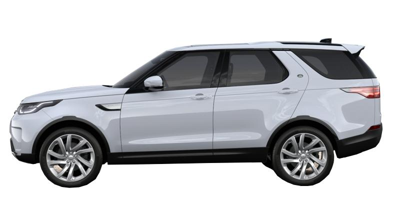 Land Rover Discovery 7m.