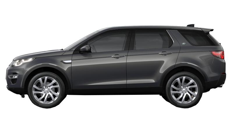 Land Rover Discovery Sport 7m.