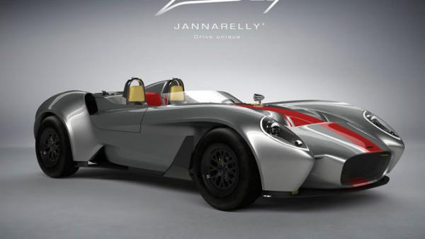 Jannarelly oživuje legendu AC Cobra