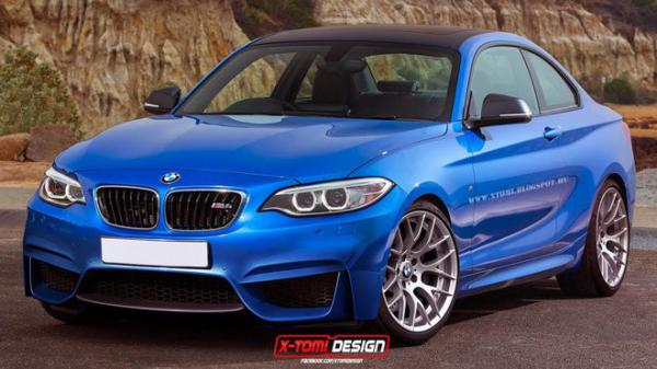 Bude tohle BMW M2?