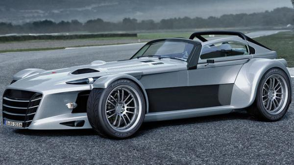 Caterham na steroidech, to je Donkervoort D8-GTO RS