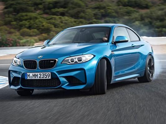 BMW M2 2016: Legendárne 'M3 E40' sa vracia. Má 370 koní