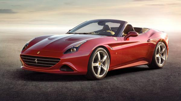 Ferrari California prošlo faceliftem a dostalo turbo
