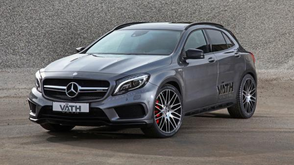 Foto: Připadá vám Mercedes GLA 45 AMG málo výkonný? Pak je tady tuner Väth
