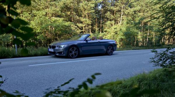 Test BMW 430i Cabrio: Berte ho so zadným pohonom