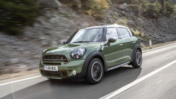 Mini Countryman – facelift pro rok 2014