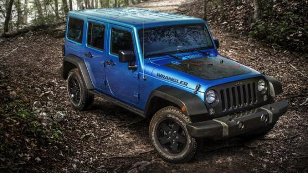 VIDEO: Jeep Wrangler Black Bear Edition - Ve znamení Colorada