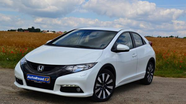 "Honda Civic - ""ufo design"" dostane facelift"