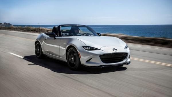 Dostane Mazda MX-5 turbo?
