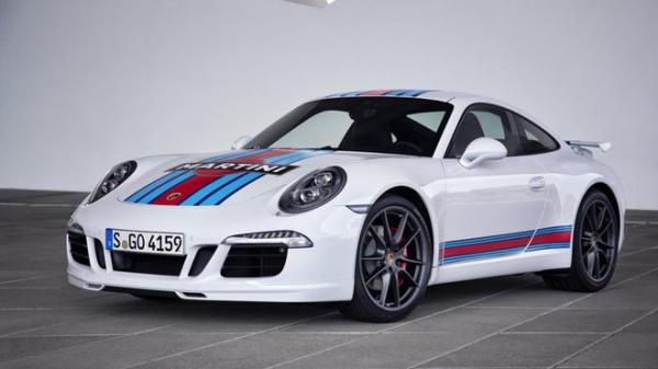 Porsche 911 S Martini Racing Edition - na oslavu návratu do Le Mans