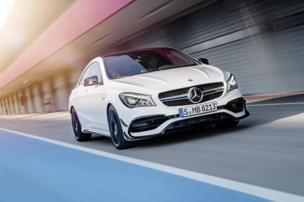 Mercedes omladil CLA a CLA Shooting Brake