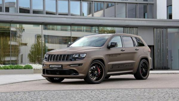 GeigerCars si pohrálo s Jeepem Grand Cherokee SRT