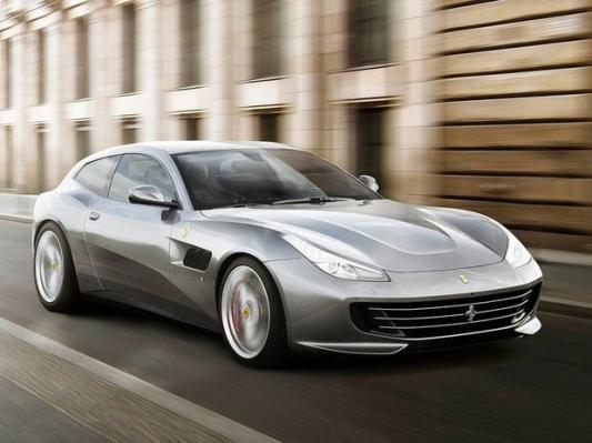 Ferrari GTC4 Lusso T: Maranellský shoting brake dostal turbo