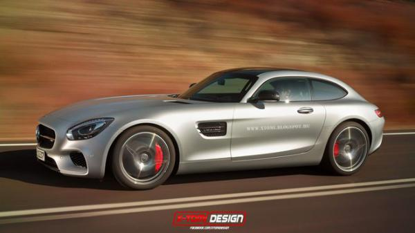 Mercedes-AMG GT Shooting Brake v podání X-Tomi design