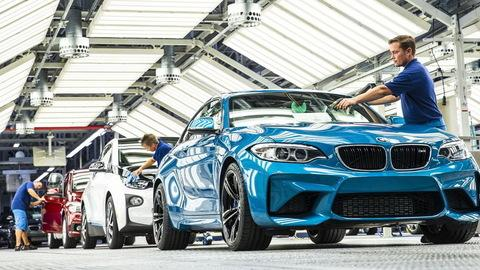 BMW M2 začali včera vyrábať