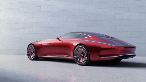 Superluxusné kupé Mercedes-Maybach je realitou