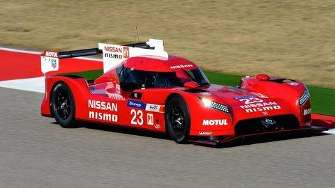 Nissan smeruje do Le Mans