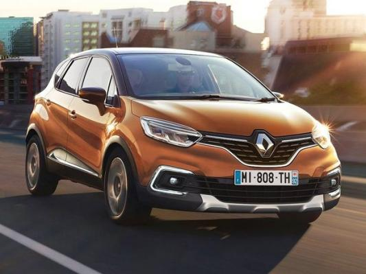 Renault Captur: Ľahký facelift a R-Link Evolution