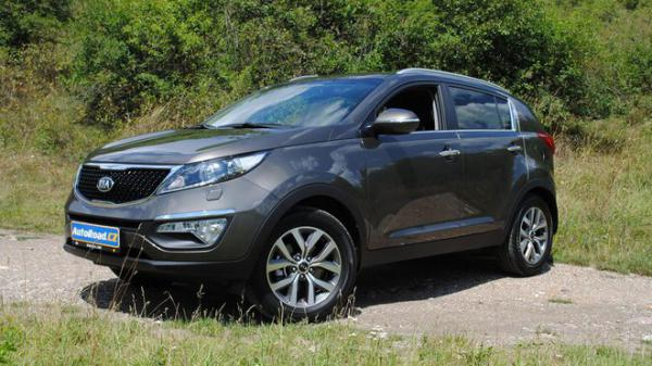 TEST: Kia Sportage 1.7 CRDi 4x2 Exclusive