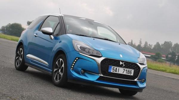 TEST: DS3 1.2 PureTech 110 AT: Sportovec s duší kIiďase