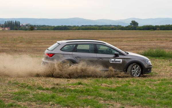 test: Seat Leon Xperience