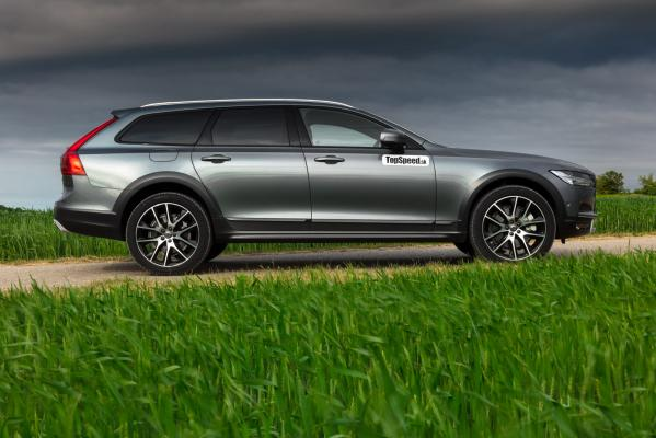 Test Volvo V90 CrossCountry T6 AWD